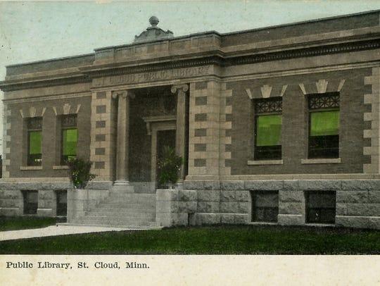 A circa 1910 postcard shows the gem-like St. Cloud