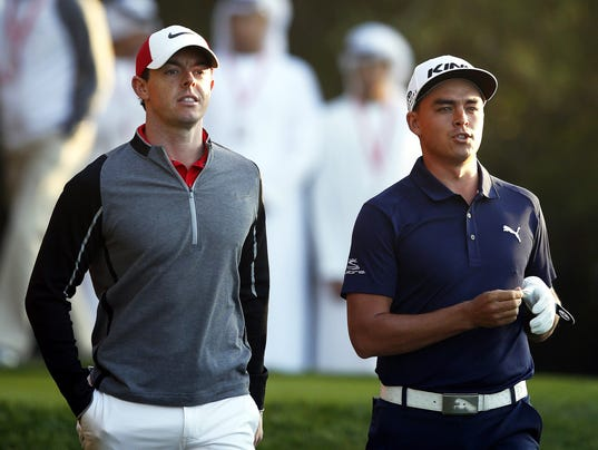 Abu Dhabi HSBC Golf Championship 2016
