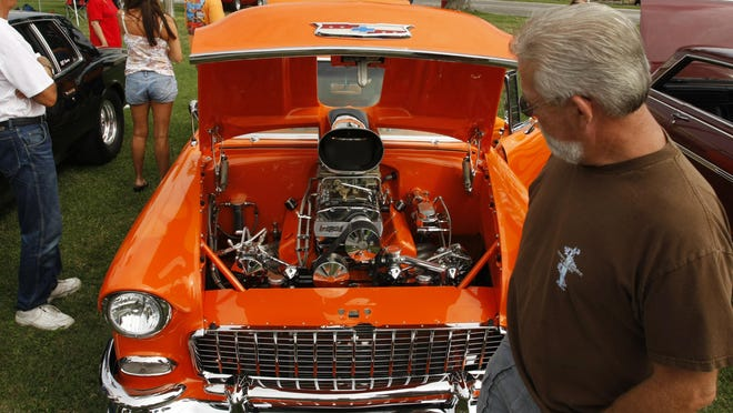 The Mid-America Street Rod Nationals car show returns to the Ozark Empire Fairgrounds this weekend.