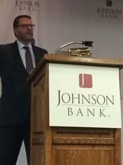 Johnson Bank Chief Investment Officer Brian Andrew
