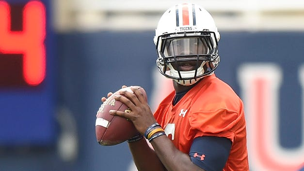 Jeremy Johnson enters spring practice as the No. 1 quarterback.