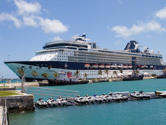Celebrity Cruise To Bermuda - Bayonne, New Jersey - Cruise ...
