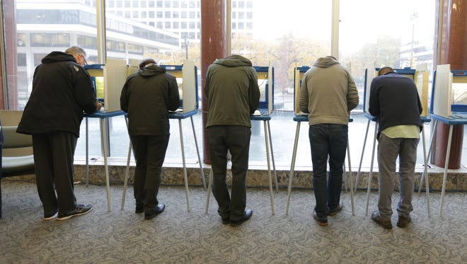 The Department of Homeland Security says Wisconsin was among the states where Russians tried to hack elections in 2016. Officials said the attempts failed in Wisconsin.