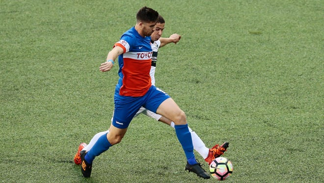 First impressions are everything, some say, and Aodhan Quinn's first encounter with Futbol Club Cincinnati as a member of a rival United Soccer League in 2016 club ultimately helped make him a member of FC Cincinnati.