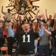 Fairport students share Super Bowl spirit with Eagles' fight song