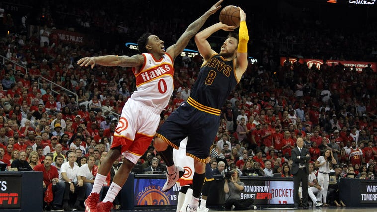David Blatt believes the Cleveland Cavaliers are the