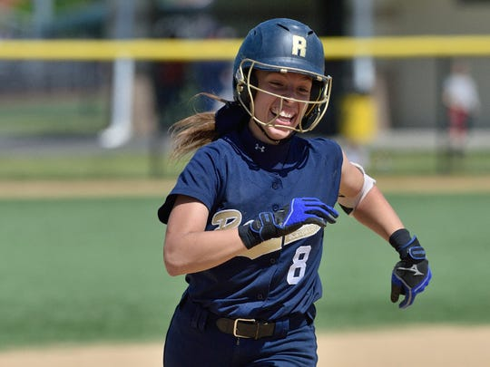 Junior Ryan Henry proved herself as one of the top catchers in North Jersey, as she helped Rams win county and sectional titles. The Rams are The Record's Team of the Year.