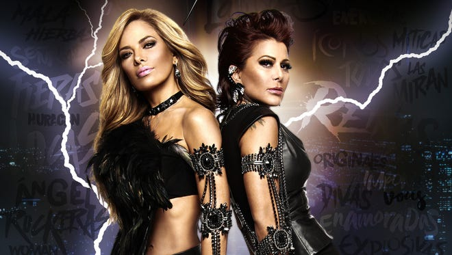 Mexican pop-rock superstars Gloria Trevi and Alejandra Guzmán will team up for their first joint tour in 2017. The tour will make its way to the El Paso County Coliseum on Sept. 1.