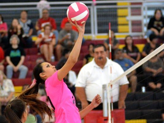 Centennial volleyball