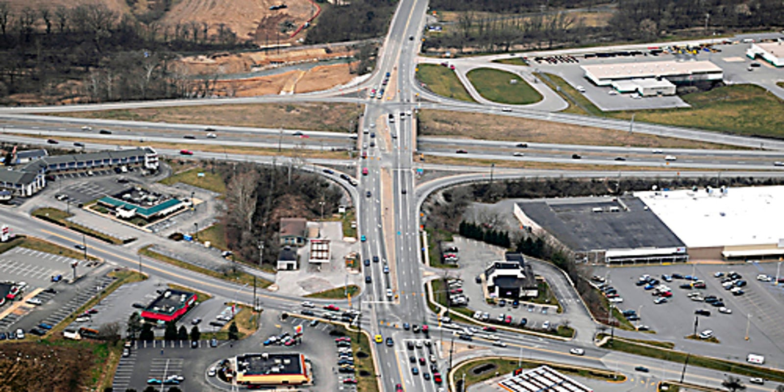 I-83 improvements causing change at Mount Rose interchange
