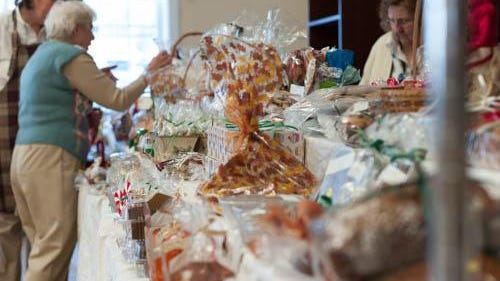 FILE - The Community Presbyterian Church's annual Holiday Extravaganza will be held 10 a.m. to 3 p.m. Nov. 14 at 220 Main St., Chester.