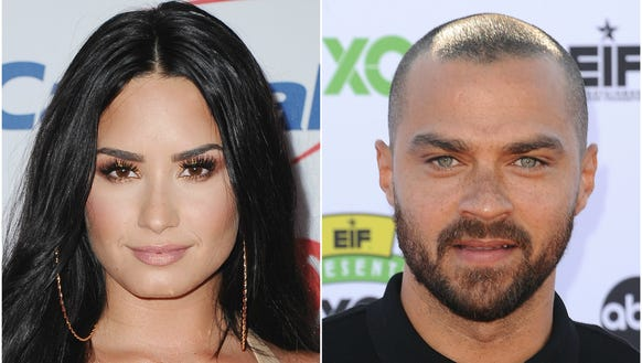 Demi Lovato and Jesse Williams get married in her latest