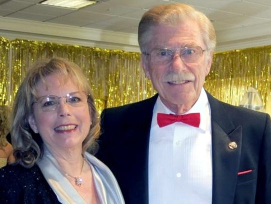 Marianne and Maurice Johannessen donated $200,000 to