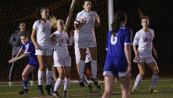Pearl River defeated Somers 2-1 in the girls soccer