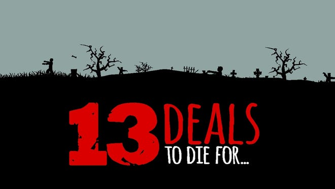 13 Deals to Die For... coming to Insider this October!