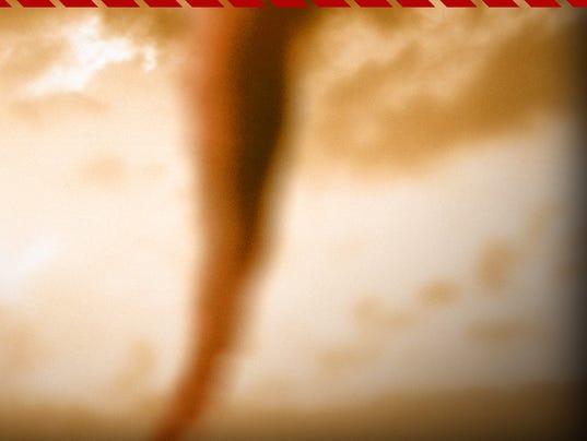 Presto graphic tornado