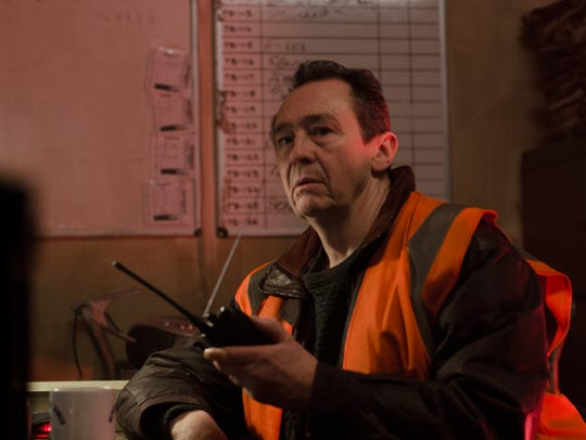 "Paul Whitehouse as Tony Matthews in ""Ghost Stories."""