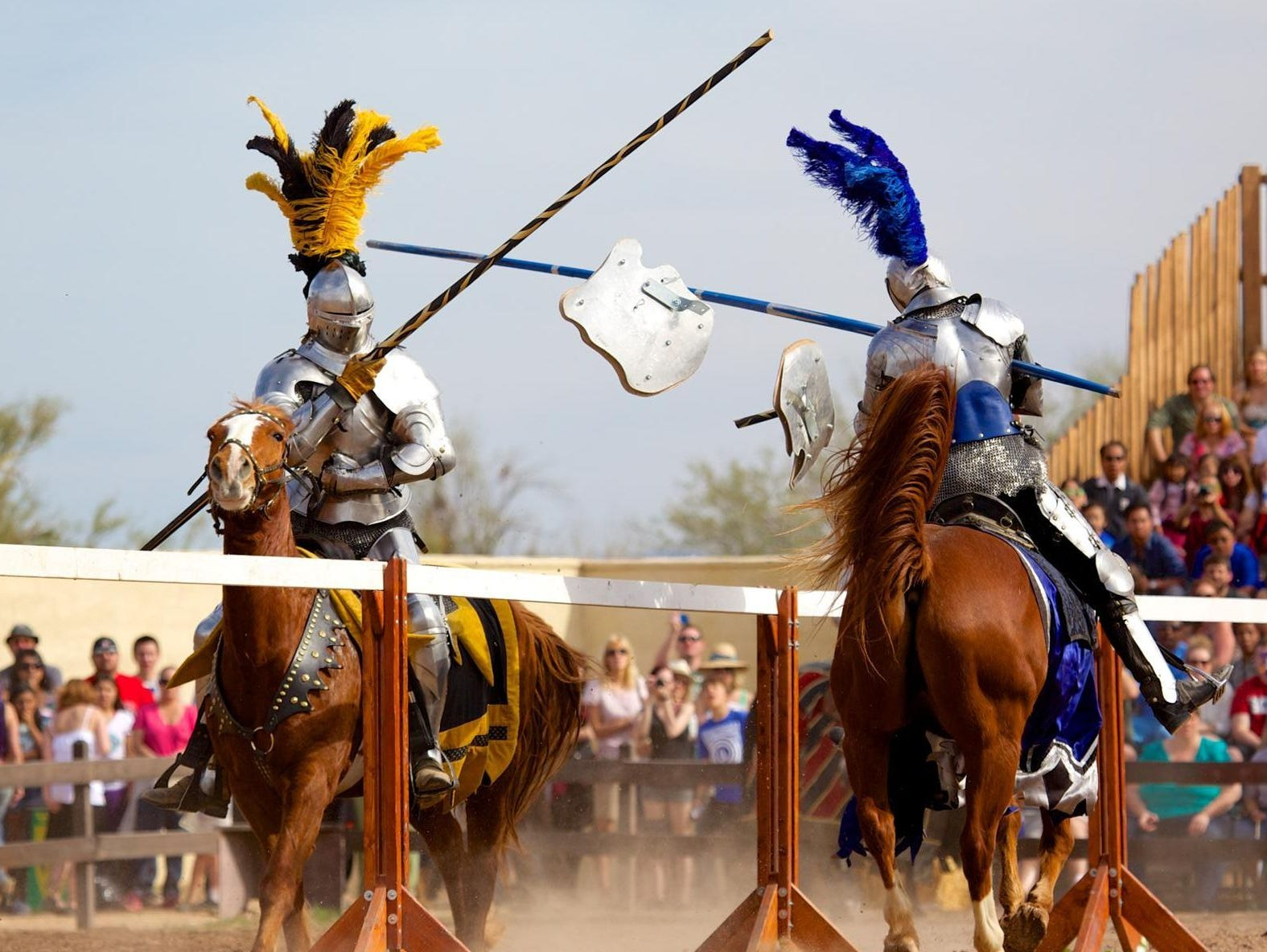 Enter to win 4 tickets, costuming & 2 hours with the royal court and the queen's joust at noon-HUZZAH! Enter 2/8 to 3/20