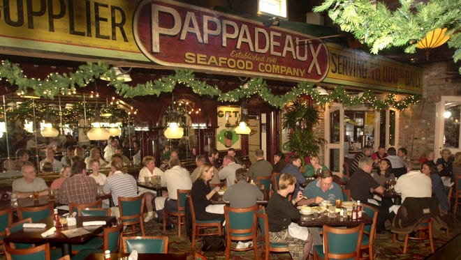 Pappadeaux in Phoenix.