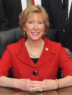Mayor Jill Holland of McKenzie, Tenn.