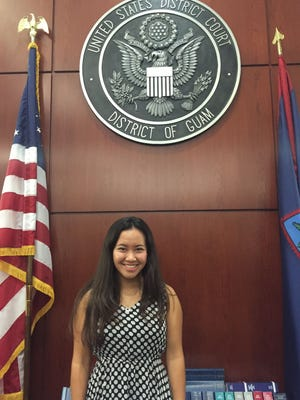 St. John's School junior Raizel Yu placed second overall in last year's Ninth Circuit Civics Contest's essay division.