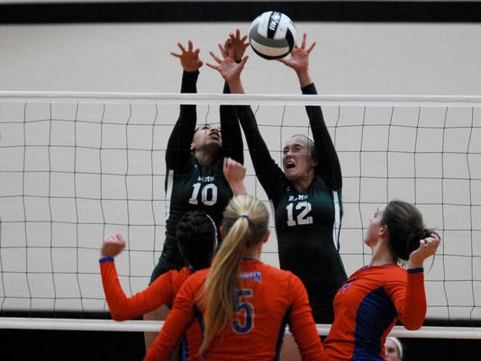 MNJ Madison's Ali Brown volleyball feature