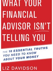 Book by Liz Davidson, CEO of Financial Finesse.