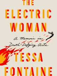 """""""The Electric Woman"""" by Tessa Fontaine"""
