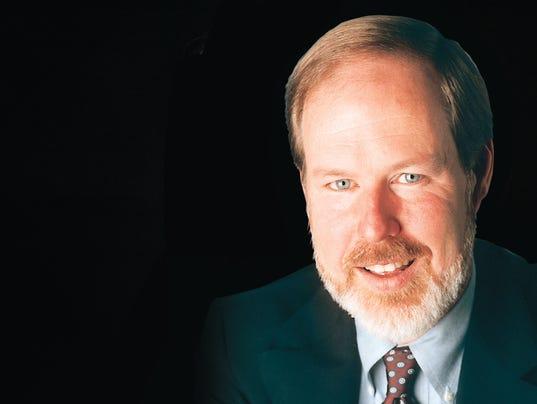 Carl P. Leubsdorf columnist mug