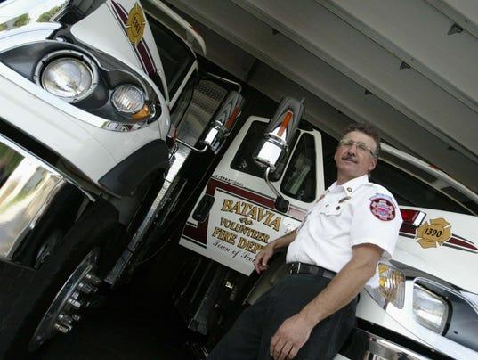 Batavia Fire Department closing