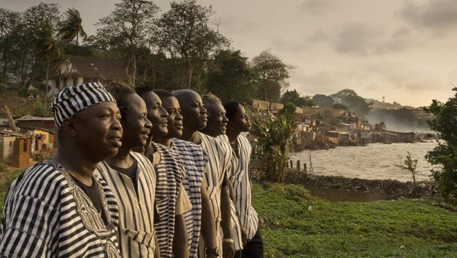 """Sierra Leone's Refugee All Stars were recently featured on the British Red Cross concept EP """"The Long Road."""""""
