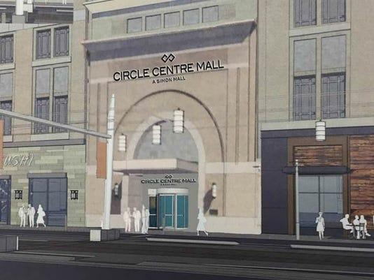New Circle Centre entrance