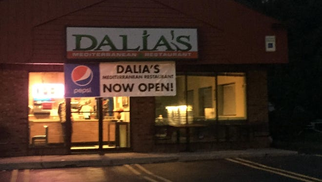 Dalia's Mediterranean Restaurant opens in Fairport.