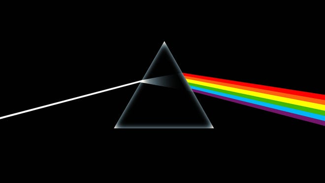 Experience Pink Floyd with a laser show at the MSU Abrams Planetarium.