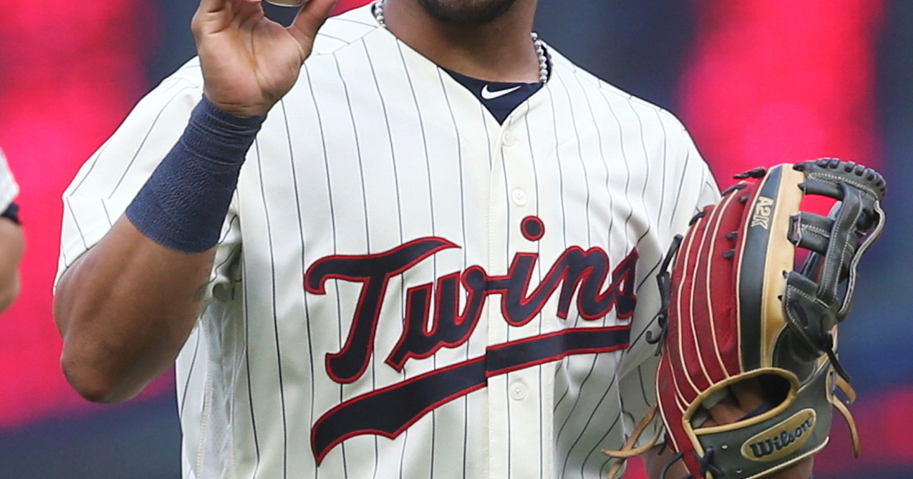 timeless design 3f1f1 190cd Recent Twins surge fueled by emerging star Eddie Rosario
