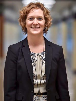 Dr. Nadine Sanders, Tuscarora interim superintendent
