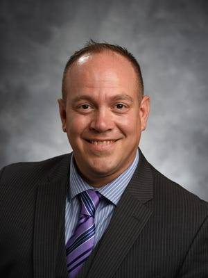Jay Rasmussen, promoted to General Manager of the Springfield AmeriPride Services branch.