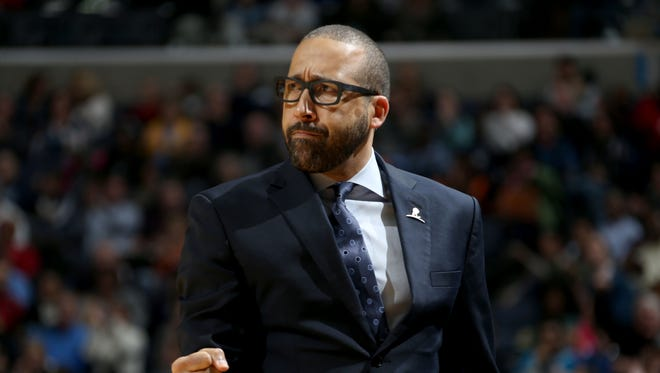Memphis Grizzlies head coach David Fizdale comes face-to-face with the franchise that helped him get rich in the coaching game when the former Miami assistant guides his team against the Heat Friday night in FedExForum.
