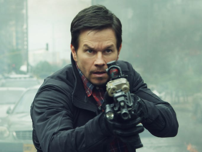 Mark Wahlberg stars as an intelligence agent tasked