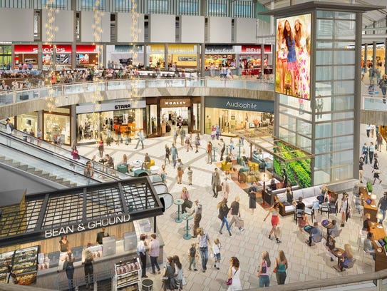 Macerich, which owns Arrowhead Mall in Glendale, has