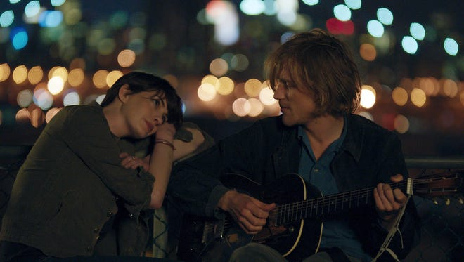 "Anne Hathaway and Johnny Flynn star in ""Song One."""
