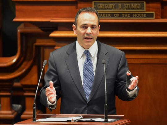 Kentucky Gov. Matt Bevin