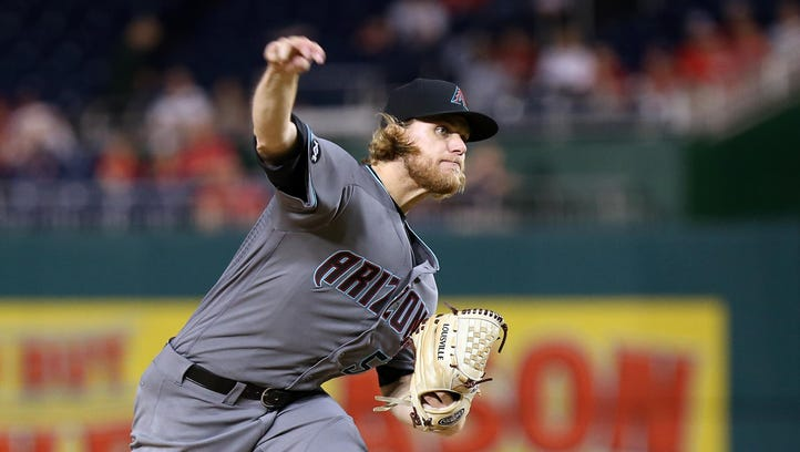 Diamondbacks pitching plans up in air for series vs. Nationals