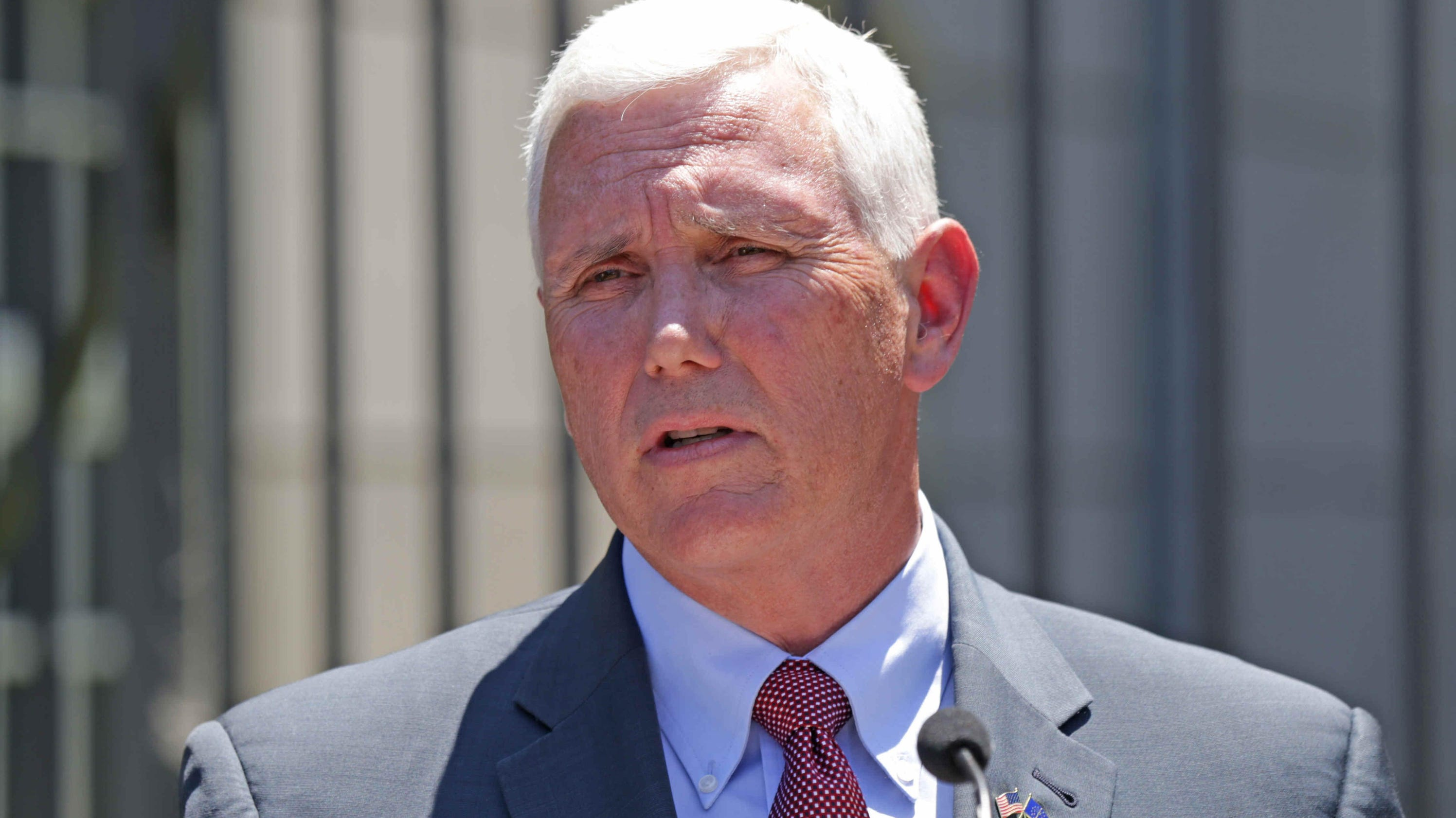 story news politics what know mike pences position rights