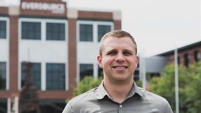 Alex Wilson is Eversource's newest engineer in grid modernization.