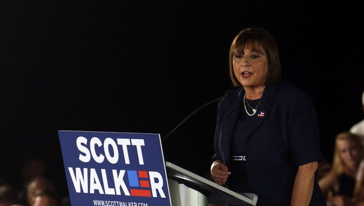 Wisconsin's First Lady promotes May 9 walk in Port Washington