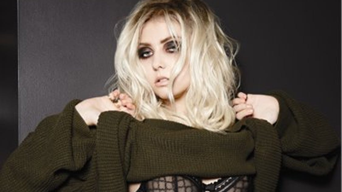 Taylor Momsen poses for 'Maxim' Taylor Momsen Now
