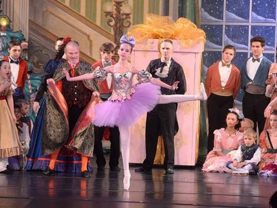 "File photo of ""The Nutcracker"" by Abilene Ballet Theatre"
