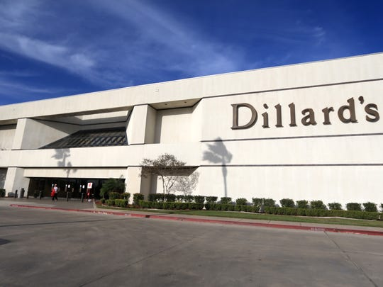Dillard's is one of a few local stores that will be closed on Thanksgiving Day.