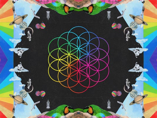 Coldplay is 'Full of Dreams' on wistful new album